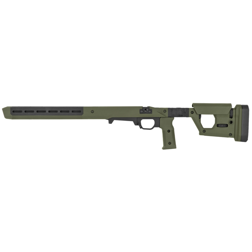 Magpul Pro 700L Folding Stock For Remington 700 Long Action - OD Green
