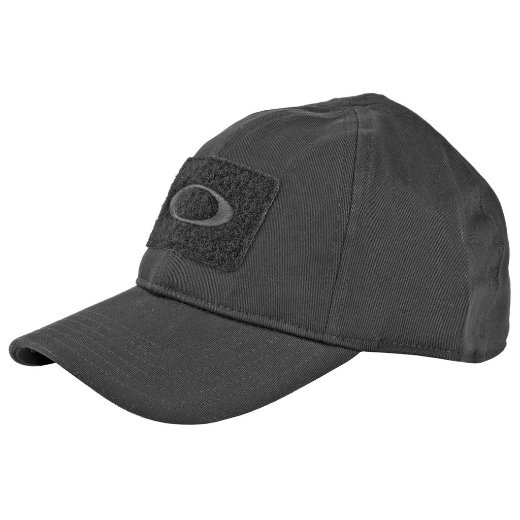 Oakley SI Cotton Stretch Fit Cap (L/XL) - Black