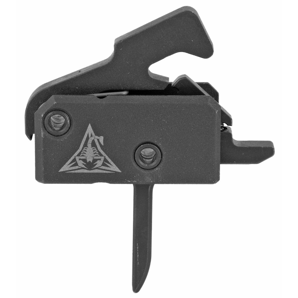 Rise Armament RA-140 Flat Super Sporting Trigger (SST) w/ Anti-Walk Pins