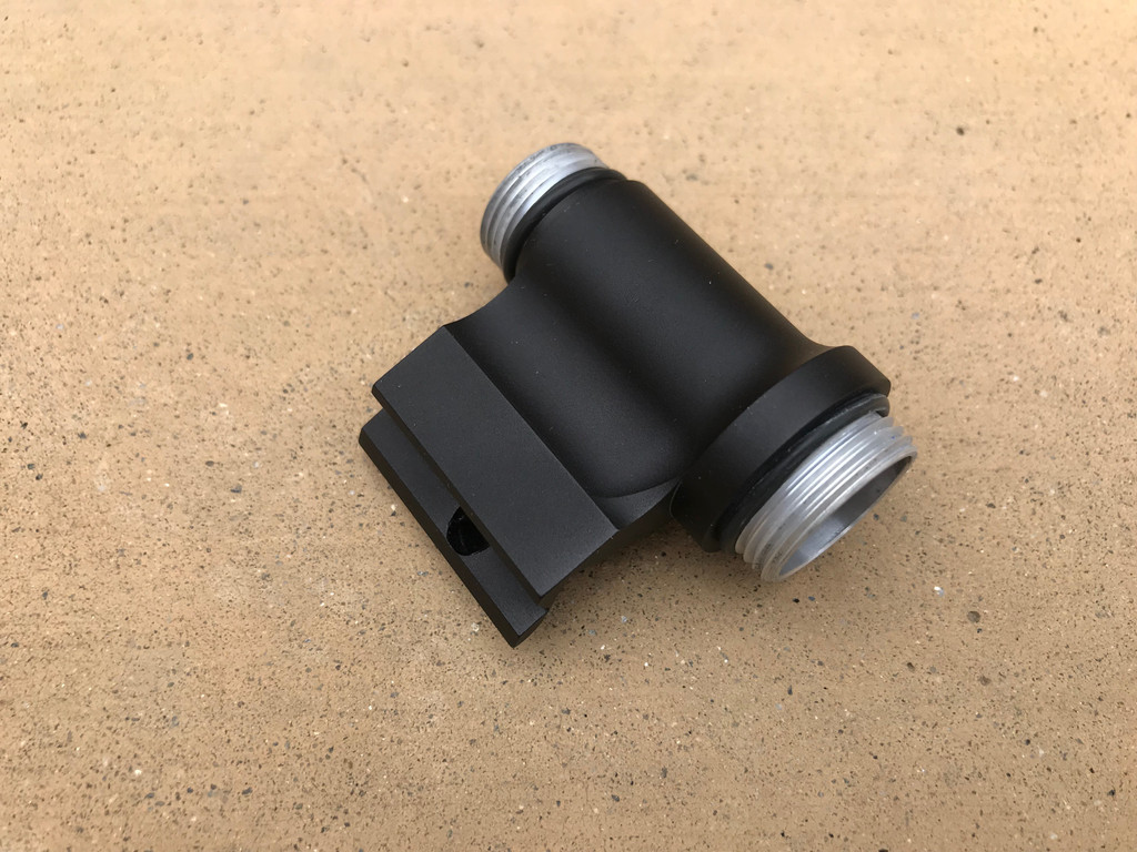 Noveske PEQ 15 Light Mount - Black