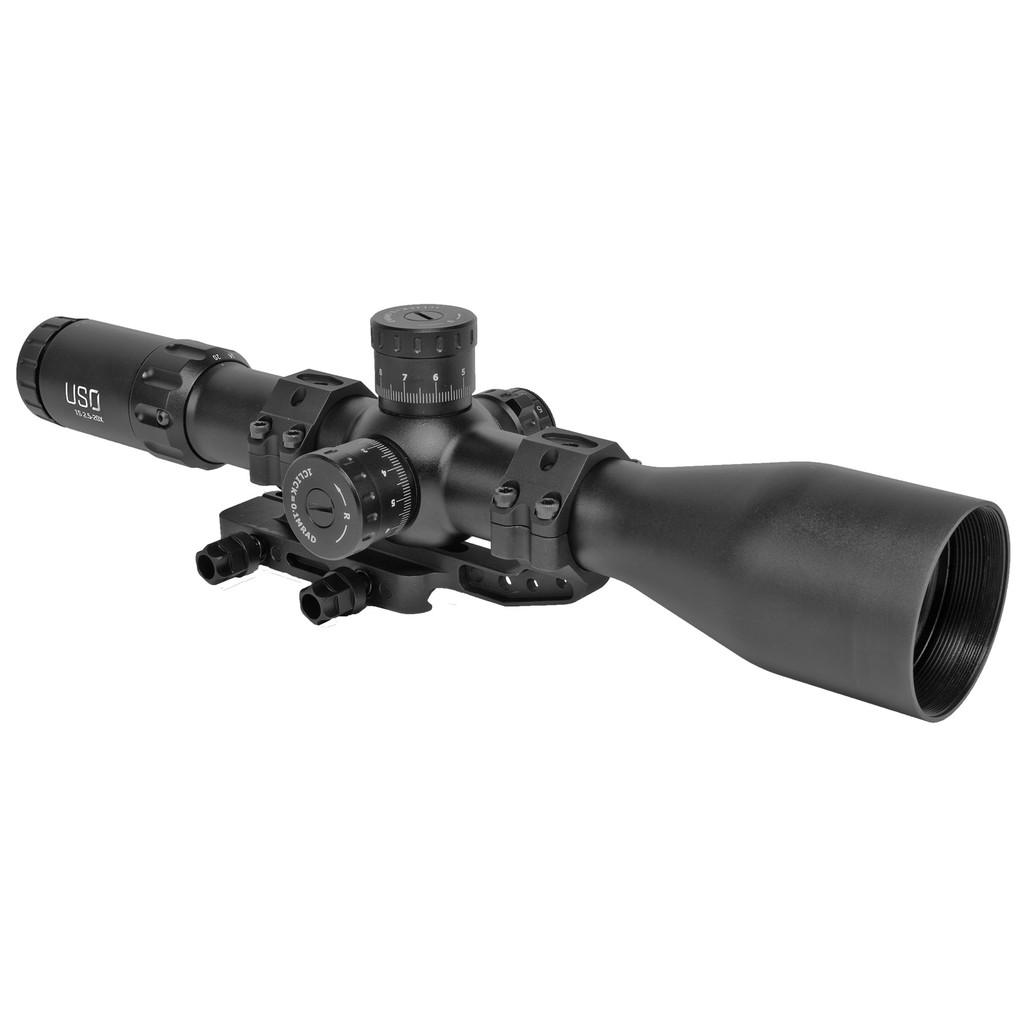 US Optics 2.5-20x50 FFP TS-20X Riflescope (TS-20X MDMOA)