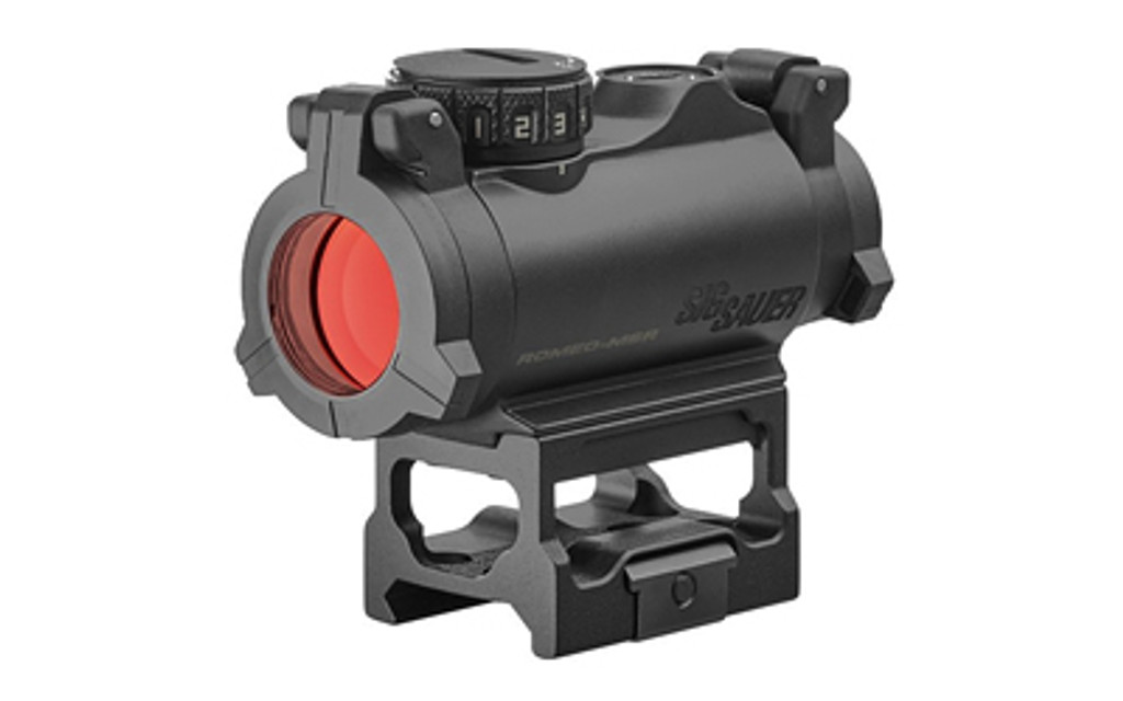 SIG Romeo-MSR 1x20mm 2MOA Green Dot Sight