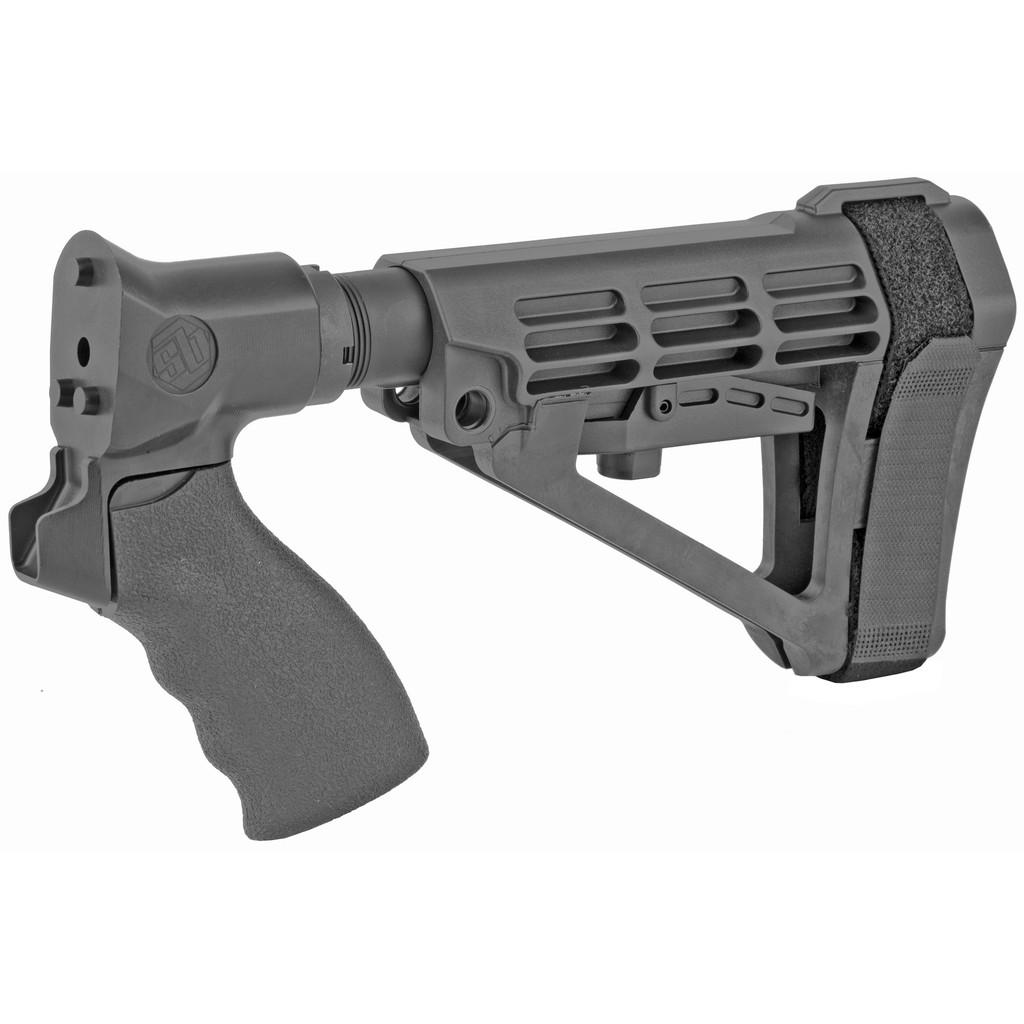 SB Tactical Remington TAC13-SBA4 12ga Pistol Stabilizing Brace - Black