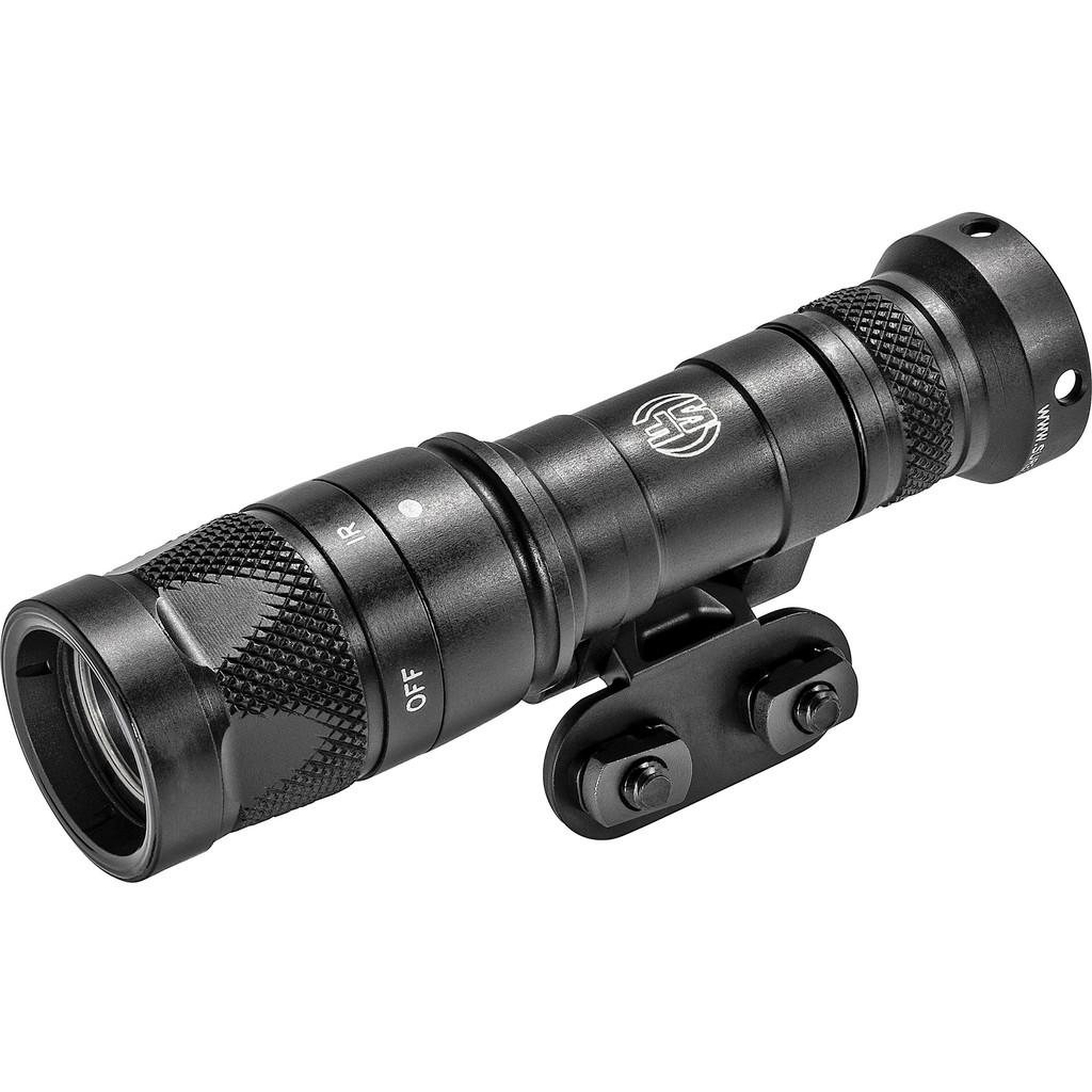 SureFire M340V Vampire Mini Scout Light Pro IR/LED Weaponlight - Black (M340V-BK-PRO)