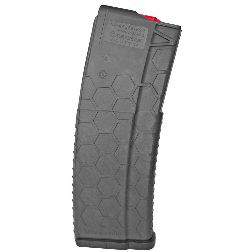 Hexmag Series 2 AR-15 5.56mm 10rd Magazine - Carbon Fiber