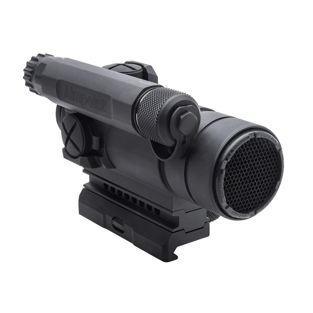 Aimpoint  CompM4h Red Dot Sight w/ QRP2 Mount & ARD (11972)