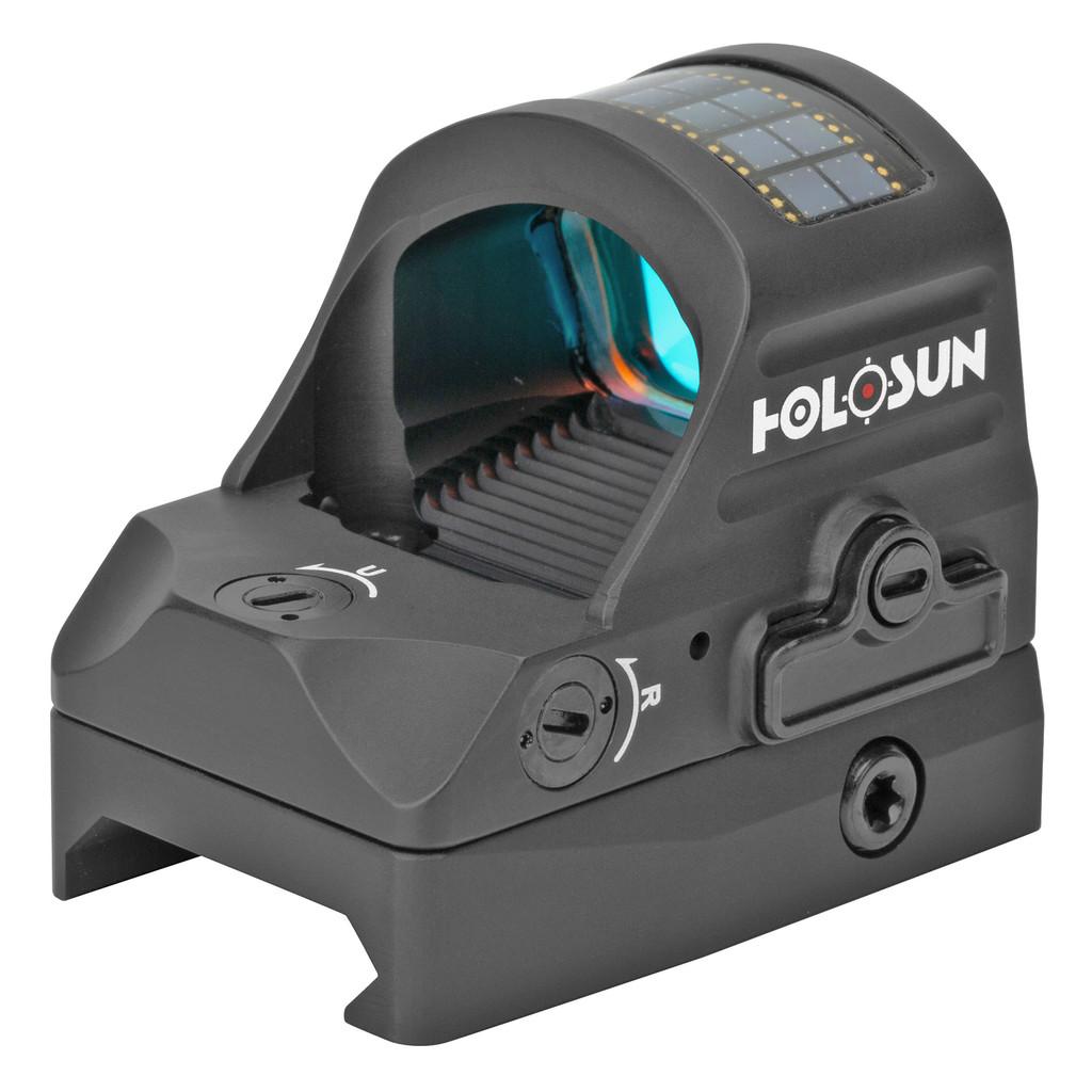 Holosun HS507C X2 Micro Red Dot System, Solar Failsafe