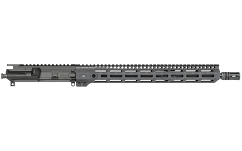 """Midwest Industries AR Upper Assembly .223 Wylde, 15"""" Combat Rail M-LOK, w/o BCG or Charging Handle - 16"""" Barrel"""