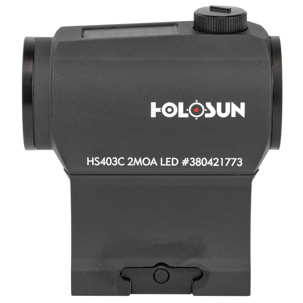 Holosun HS403C 2MOA Micro Red Dot Sight