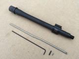 "Noveske 10.5"" Light Shorty Lo-Pro CHF Chrome-lined Barrel w/ pinned Syrac Adjustable Gas Block - 5.56mm"
