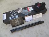 "Noveske 13.7"" Gen 3 Light Infidel (CHF) Complete Upper, NSR-15, KX5, OAL 16"" - 5.56mm"