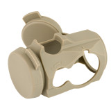 Tango Down iO Optic Cover For Aimpoint T-1 - FDE