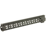 "Midwest Industries G3M 15"" M-LOK Free Float Handguard - Black"