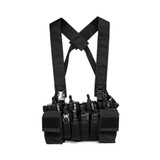 Haley D3CRX Chest Rig - Black