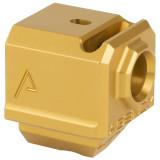 Agency Arms 417 Single Port Comp Gen3 Glock - Gold
