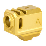 Agency 417 Compensator For G43 - Gold