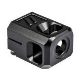 ZEV PRO Compensator V2, 13.5x1LH, 9MM - Black