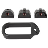 Battle Arms Development Magwell For Glock 17/22/31 - Black