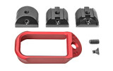 Battle Arms Development Magwell For Glock 17/22/31 - Red