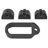 Battle Arms Development Magwell For Glock 19/23/32 - Black