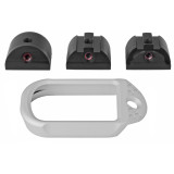 Battle Arms Development Magwell For Glock 19/23/32 - Clear
