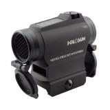 Holosun Dual Reticle Micro Red Dot Optic, QR Mount, Solar (HS515CU)