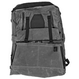 Grey Ghost Gear Gypsy Pack, Waxed Canvas - Charcoal
