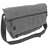 Grey Ghost Gear Wanderer Messenger Bag - Charcoal
