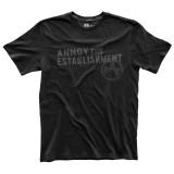Magpul Fine Cotton Establish Annoyment T-Shirt (X-Large) - Black