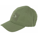 Oakley SI Cotton Stretch Fit Cap (S/M) - Worn Olive