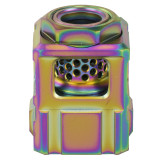 Chaos Gear Supply The Official Qube Compensator 1/2x28 - Rainbow