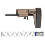Maxim Defense Pistol PDW Brace w/ Standard Buffer GEN 6 - FDE