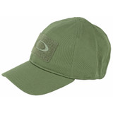 Oakley SI Cotton Stretch Fit Cap (L/XL) - Worn Olive