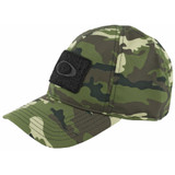 Oakley SI Cotton Stretch Fit Cap (L/XL) - Core Camo