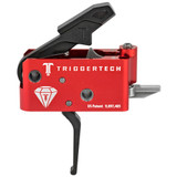 TriggerTech AR Diamond Trigger, Flat - Black