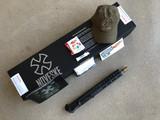 """Noveske 10.5"""" Gen III 300BLK Complete  Upper, NSR-9 M-LOK, Q Cherry Bomb - 300BLK (03000343-300BLK)"""
