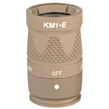 SureFire KM1 3V Infrared And LED White Light M300V Series Bezel - Tan