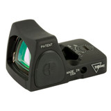 Trijicon RMR Type 2 Adjustable LED Sight, 3.25 MOA Red Dot - Black (RM06-C-700672)