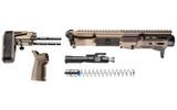 """Maxim Defense PDX U.R.G. Pistol Kit, 5.56mm, 5.5"""" Barrel - FDE"""