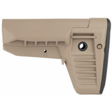 BCM BCMGUNFIGHTER Stock, Mod 1 SOPMOD, Compartment - FDE
