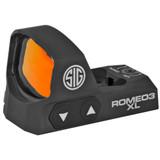 SIG ROMEO3 XL Reflex Sight, 3 MOA Dot - Black