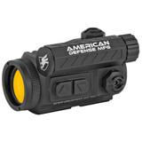 American Defense Spek 2 MOA Red Dot, Lower 1/3 Co-Witness