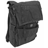 Grey Ghost Gear Gypsy Pack, Waxed Canvas - Black