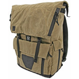 Grey Ghost Gear Gypsy Pack, Waxed Canvas - Tan