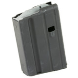ASC 6.8 SPC 10rd Stainless Steel Magazine - Black