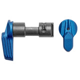 Radian Weapons Competition Talon Ambi-Safety Selector, 2 Lever - Blue