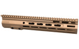 KDG HK417 762 M-Lok Rail - 14″ Brown