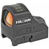 Holosun HE407C-GR Open Reflex 2MOA Green Dot Sight