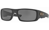 Oakley SI Crankshaft Force Recon - Matte Black, Gray Lenses (OO9239-2560)