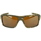 Oakley SI Double Edge - Desolve Bare Camo, Prizm Tungsten Polarized Lenses (OO9380-1266)